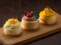 プチバウムケーキ モンブラン3種食べ比べセット